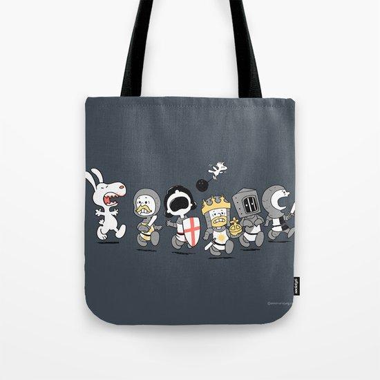 Run away! Run away!  Tote Bag