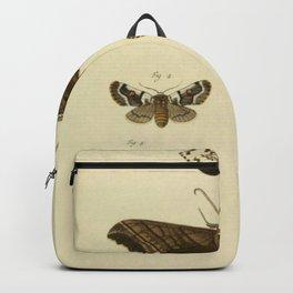 Vintage Moths Backpack