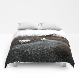 Ram Crossing / Isle of Skye Comforters
