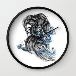 GIRLZ - SEA Wall Clock