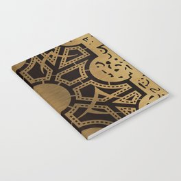 Lament Configuration Side D Notebook