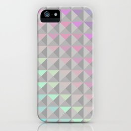 Silver Xs iPhone Case