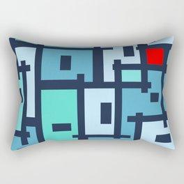 Urban Abstract for Ot Rectangular Pillow