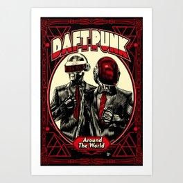 Daftpnk Art Print