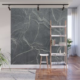 SILVER SOAPSTONE Wall Mural