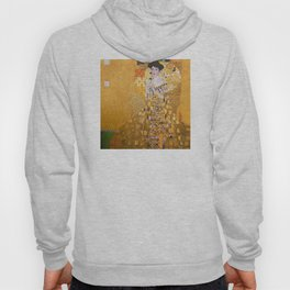 Gustav Klimt - The Woman in Gold Hoody