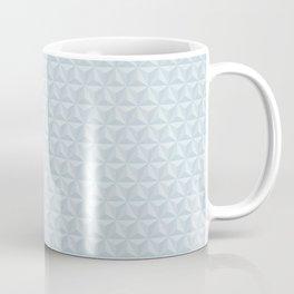 Spaceship Earth Triangles Coffee Mug