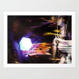 """""""No Limits"""" Art Print"""