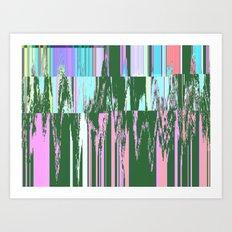 Scratch That Art Print