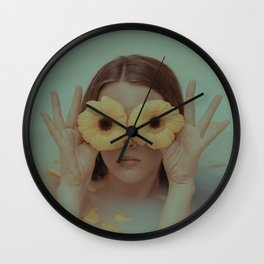 In bloom pt. 5 Wall Clock