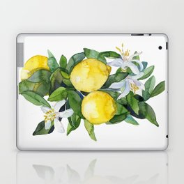 lemon tee Laptop & iPad Skin