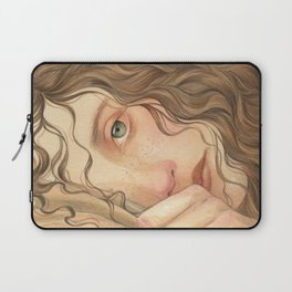 Jane Austen, Mansfield Park - Fanny Laptop Sleeve