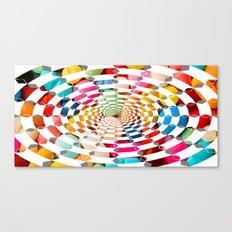 Candy Drug Canvas Print
