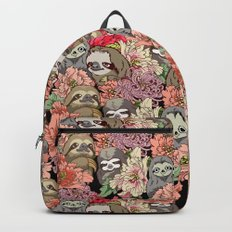 Because Sloths Backpacks