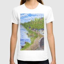 Chinon France T-shirt