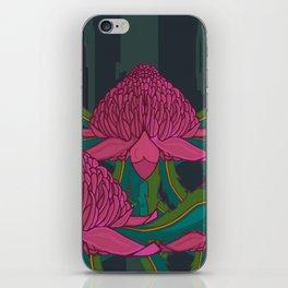 Waratah Forest iPhone Skin