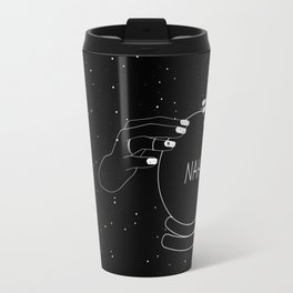 Nah future - crystal ball Travel Mug
