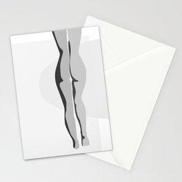 Naked Walk Stationery Cards