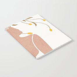 Soft Summer Breeze Notebook