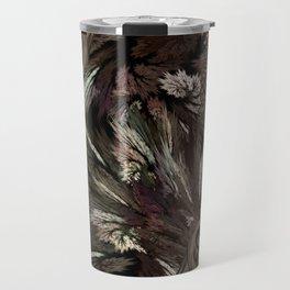 Impressive Brier Pattern  Travel Mug