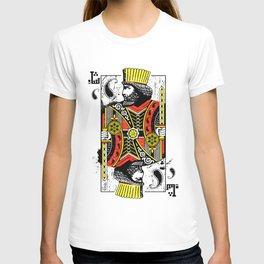 King of Persis T-shirt
