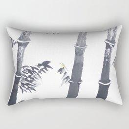 Chinese painting Rectangular Pillow