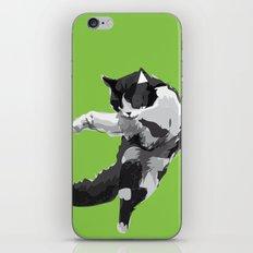 Dancing Cat iPhone & iPod Skin