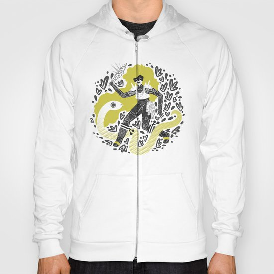 The Serpent Knight Hoody