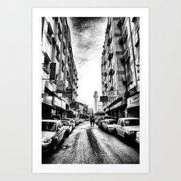 Manama Art Print