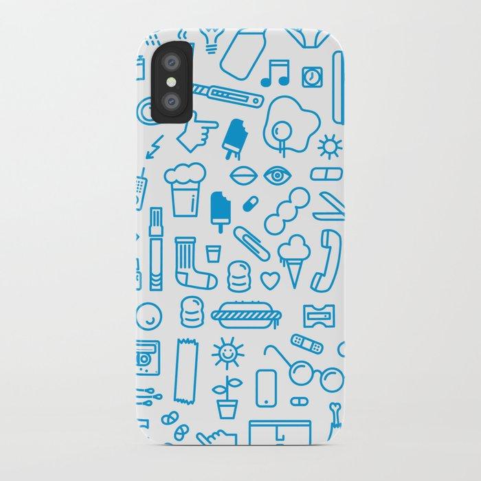 fresh! icons (: iPhone Case