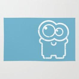 Funny cartoon character Rug