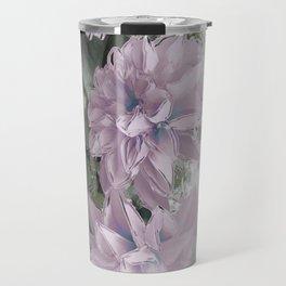 Pastel Dahlia's Travel Mug