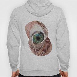 Mobius Eye Seeing All, Infinite Vision Hoody