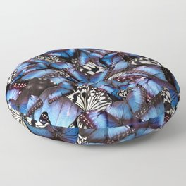 Spread your wings and fly Floor Pillow