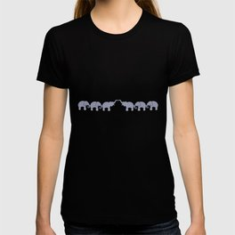 Children Animals Illustrations T-shirt
