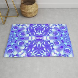 kaleidoscope Flower G65 Rug