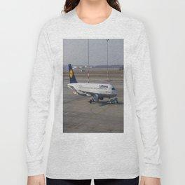 Lufthansa Airbus A320-211 Long Sleeve T-shirt