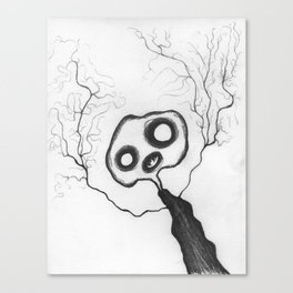 Spindly Canvas Print