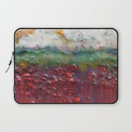 Colors of the Season (christmas abstract) Laptop Sleeve