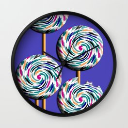 Lolli Wall Clock
