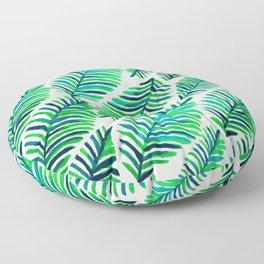 Palm Solace #society6 #buyart #decor Floor Pillow