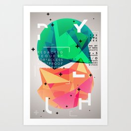 pylh Art Print