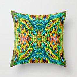 Pattern-296 Throw Pillow