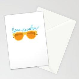 Spec-tacular! Stationery Cards