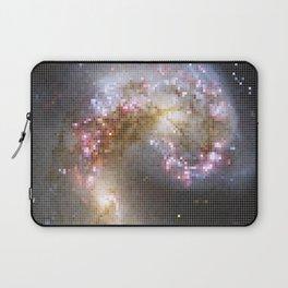 Pixel Nebula Laptop Sleeve