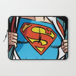 Classic Superman Laptop Sleeve