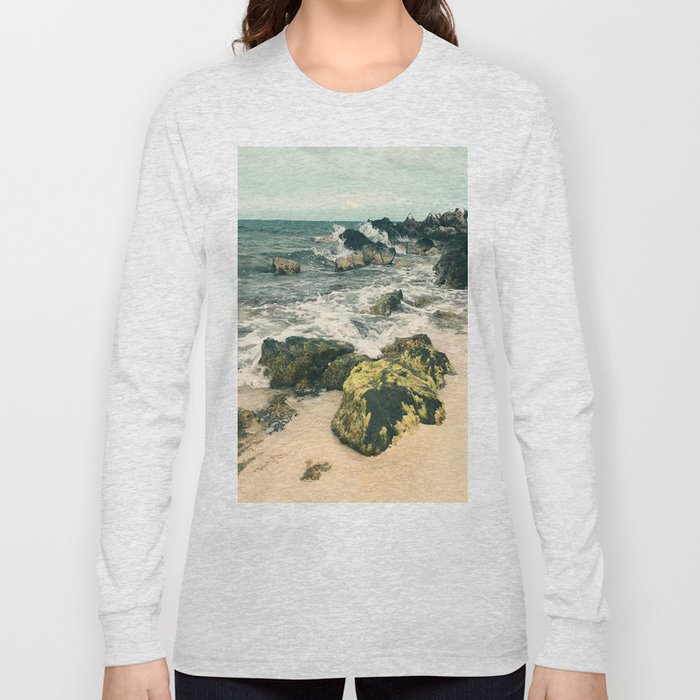 Last Day At The Beach 2016 Long Sleeve T-shirt