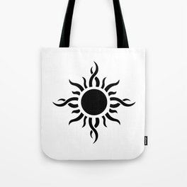 Tribal Sun 2 Tote Bag
