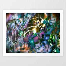 Calinspiration Art Print