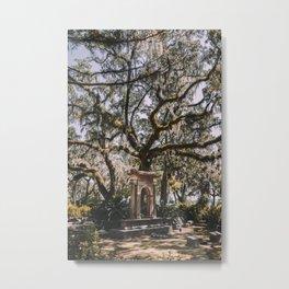 Bonaventure Cemetery - Savannah, Georgia III Metal Print